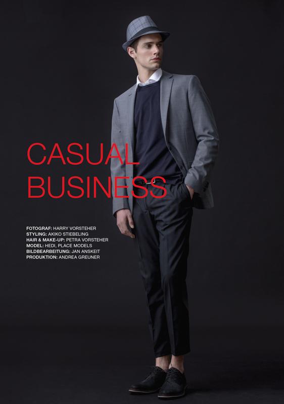 TextilMitteilungen, Casual Business