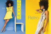 TextilMitteilungen, Modern Retro