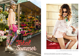 TextilMitteilungen, Total Summer