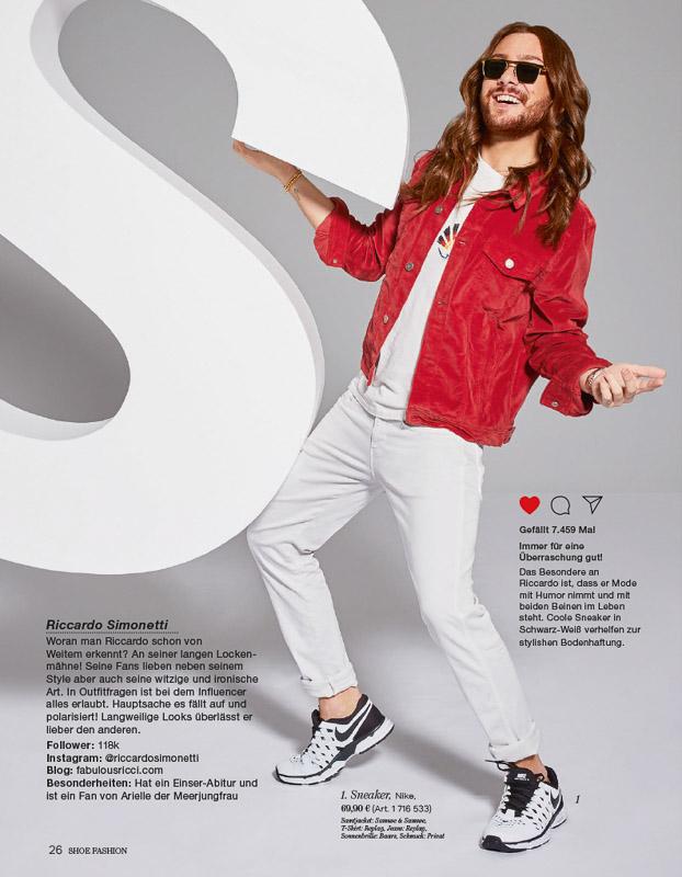 Shoe Fashion Issue 01/18