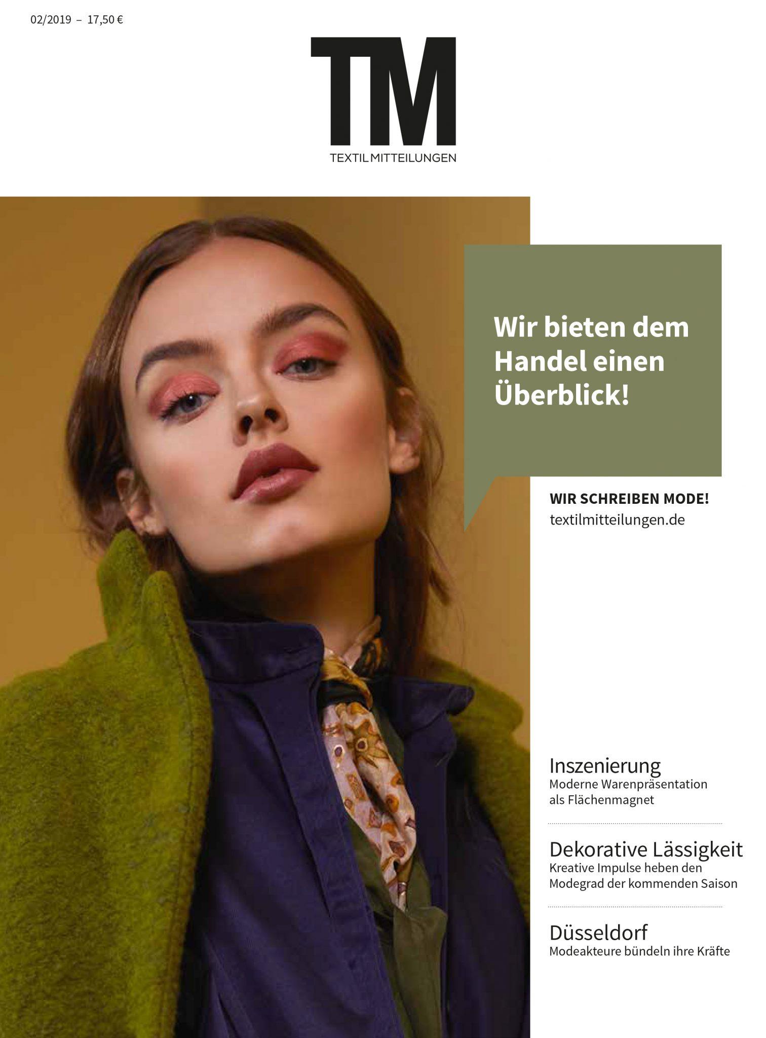 TextilMitteilungen, Cozy Elegance