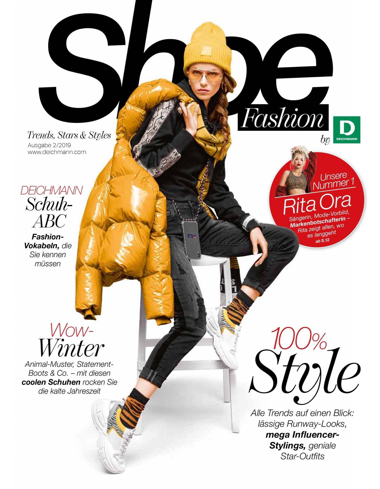 Deichmann Shoefashion Issue 02/2019
