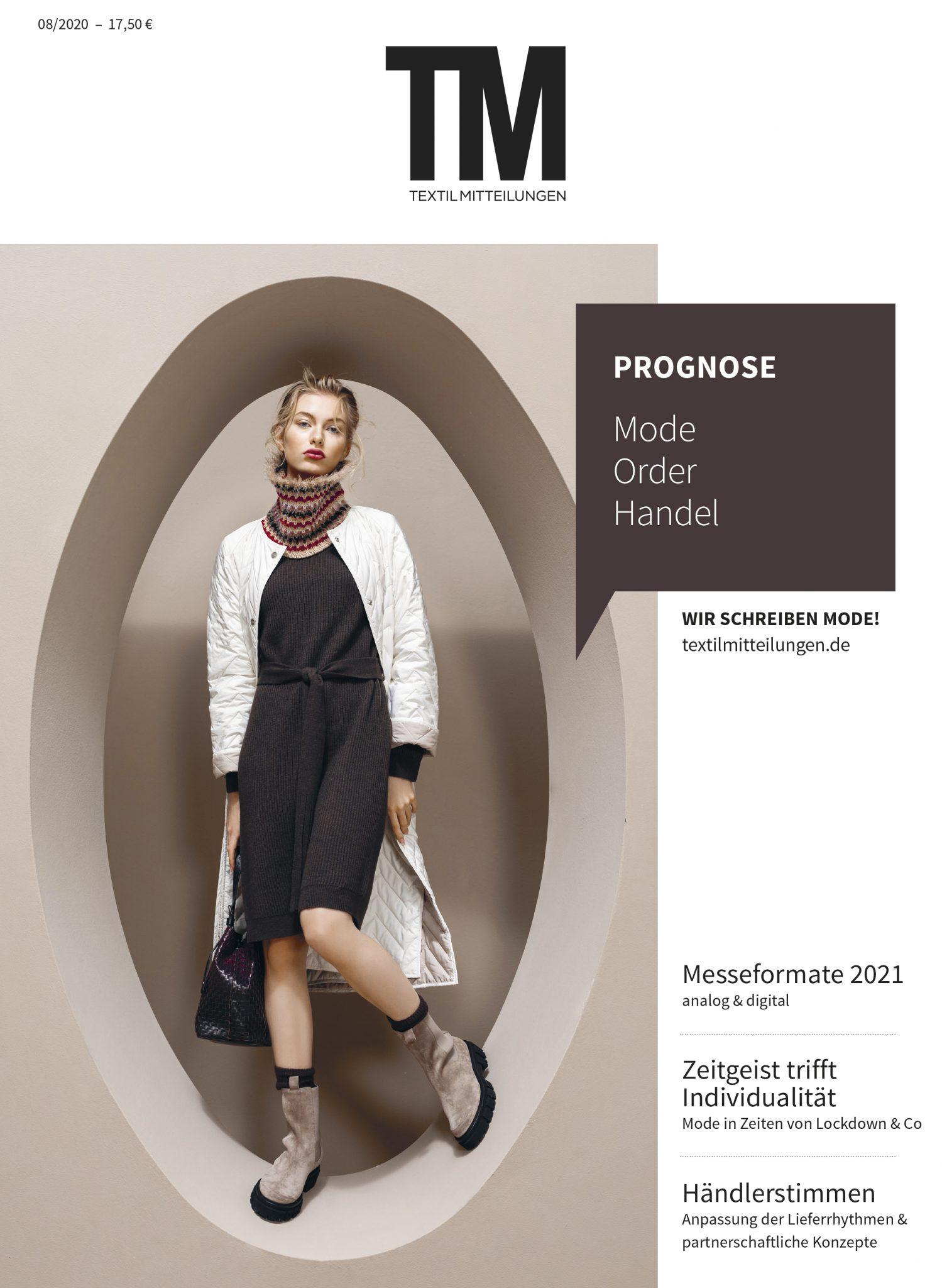 Textilmitteilungen 11/2020 – Soft Realism